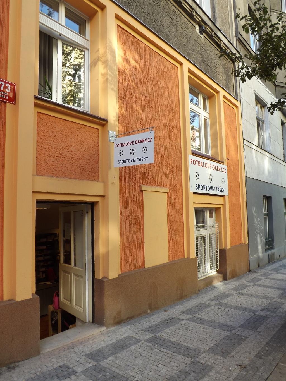 Prodejna Laurián s.r.o. Eliášova 5, Praha 6