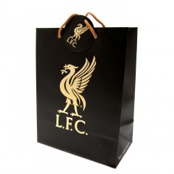 Dárková taška černá Liverpool FC