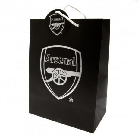 Dárková taška černá Arsenal FC