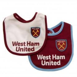Bryndáček West Ham United FC (sada 2 ks) (typ MT)