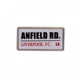 Odznak na připnutí Liverpool FC (typ SS)