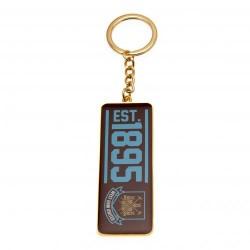 Přívěsek na klíče West Ham United FC (typ EST)