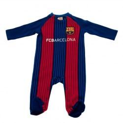 Kojenecké pyžamo Barcelona FC (typ VS) velikost 0-3 měsíce