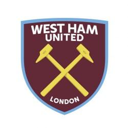 Samolepka na zeď West Ham United FC (typ CR)