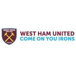 Samolepka na zeď West Ham United FC (typ NC)