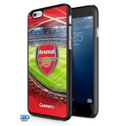 Kryt 3D na iPhone 7 Arsenal FC