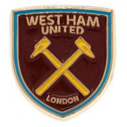 Odznak na připnutí West Ham United FC (typ 17)