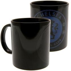 Hrnek měnící se teplem Chelsea FC