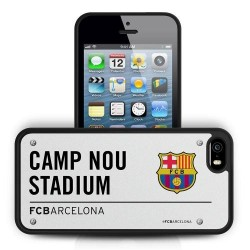 Kryt 3D na iPhone 5/5S Barcelona FC (typ SS)