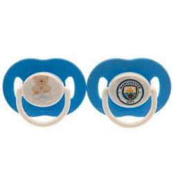 Dudlík Manchester City FC (sada 2 ks) (typ 17)