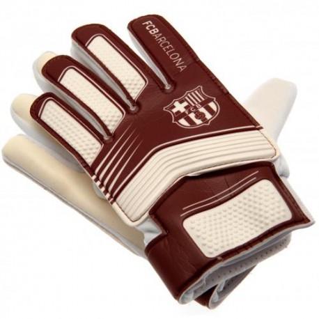 Brankářské rukavice Barcelona FC junior (typ HN) (10-12 let)