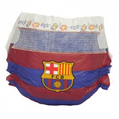 Dětské plenky Barcelona FC (velikost 4-11 kg) (typ 17)