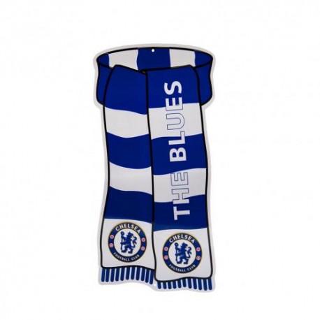 Plechová cedulka Chelsea FC Show Your Colours