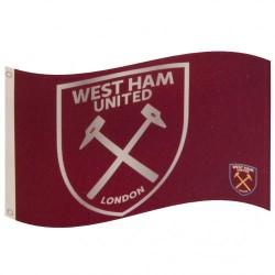 Vlajka West Ham United FC (typ RT)