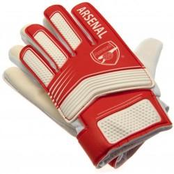 Brankářské rukavice Arsenal FC junior (typ 17) (10-12 let)