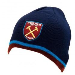 Zimní čepice West Ham United FC (typ TP)