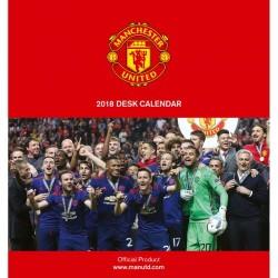 Stolní kalendář 2018 Manchester United FC