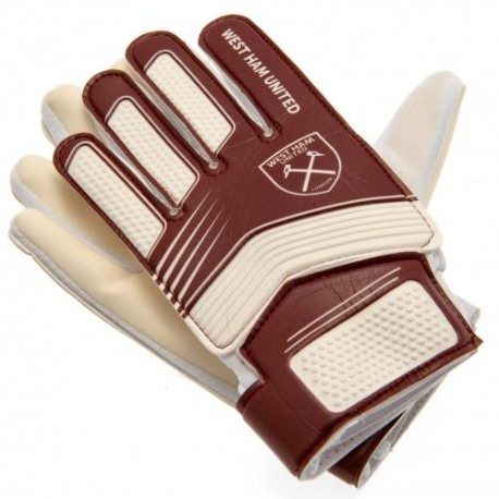 Brankářské rukavice West Ham United FC dětské (typ HN) (7-9 let)