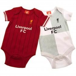 Kojenecké body Liverpool FC (2 ks) (typ PS) velikost 0-3 měsíce