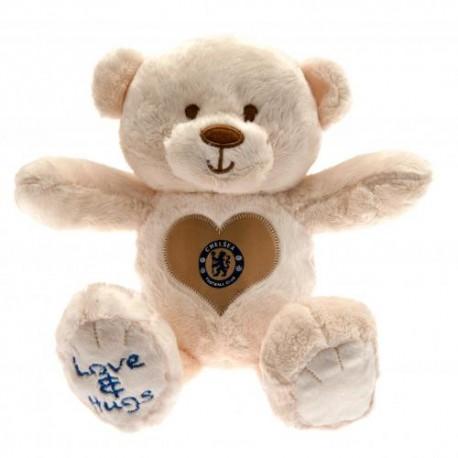 Plyšový medvěd se srdíčkem Chelsea FC