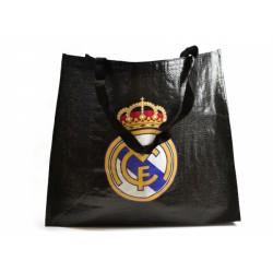 Nákupní taška černá Real Madrid FC (typ 18)