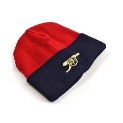 Zimní čepice Arsenal FC s lemem (typ CN)