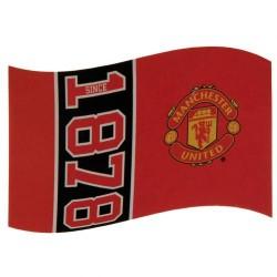 Vlajka Manchester United FC (typ SN)
