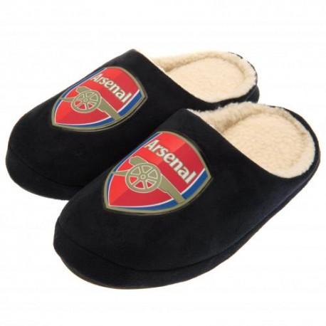 Papuče Arsenal FC modré (typ OS) EU45/46