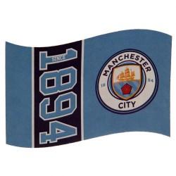 Vlajka Manchester City FC (typ SN)