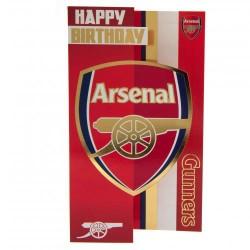 Blahopřání k narozeninám Arsenal FC (typ 18)