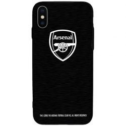 Kryt na iPhone X Arsenal FC exkluziv černý