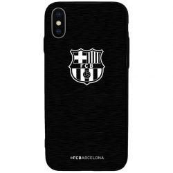 Kryt na iPhone X Barcelona FC exkluziv černý