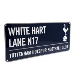 Plechová cedulka Tottenham Hotspur FC ulice (typ NV)