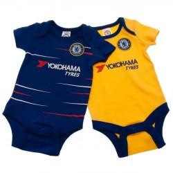 Kojenecké body Chelsea FC (2 ks) (typ TS) velikost 12-18 měsíců