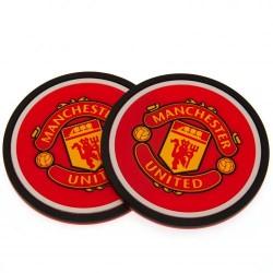 Pivní podtácky Manchester United FC (2ks) (typ 18)