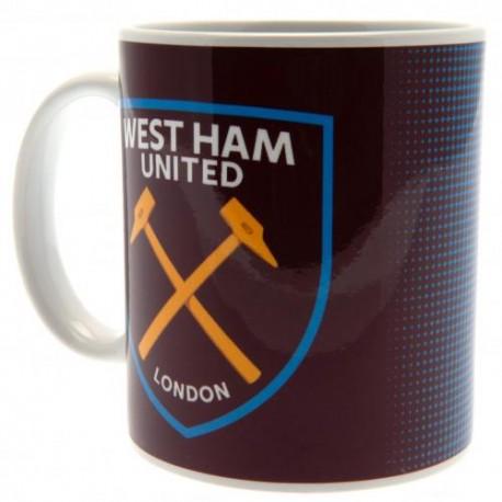 Hrnek West Ham United FC (typ HT)