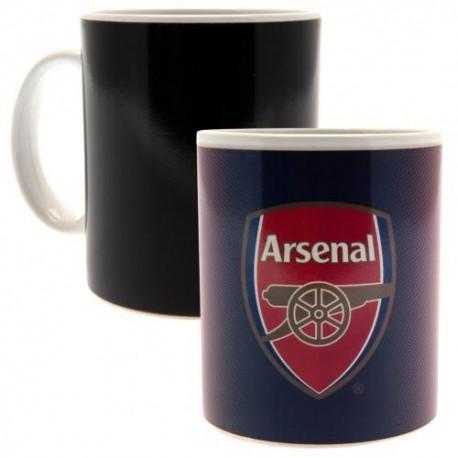Hrnek měnící se teplem Arsenal FC (typ GR)