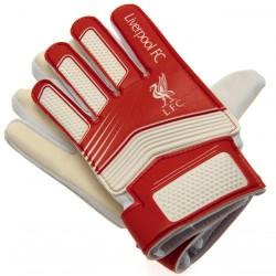 Brankářské rukavice Liverpool FC junior (typ 18) (10-12 let)