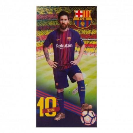 Osuška Barcelona FC Messi (typ 18)
