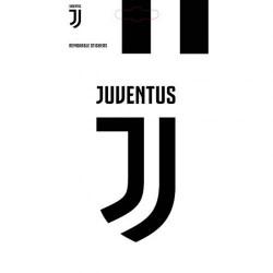 Samolepka velká Juventus Turín FC (typ 18)