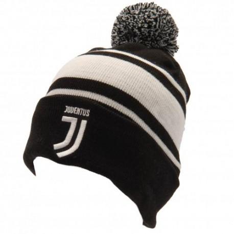 Zimní čepice Juventus Turín FC s bambulí (typ TX)