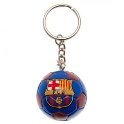 Přívěsek na klíče fotbalový míč Barcelona FC (typ 19)