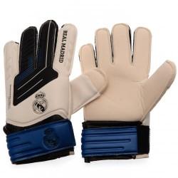 Brankářské rukavice Real Madrid FC dětské (typ 19) (8-10 let)