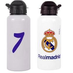 Láhev na pití Real Madrid FC hliníková (typ Ronaldo)