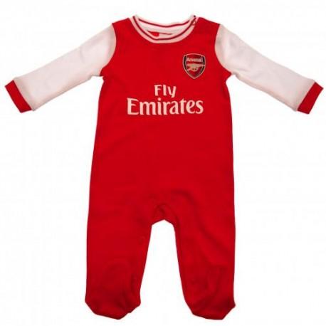 Kojenecké pyžamo Arsenal FC (typ RT) velikost 0-3 měsíce