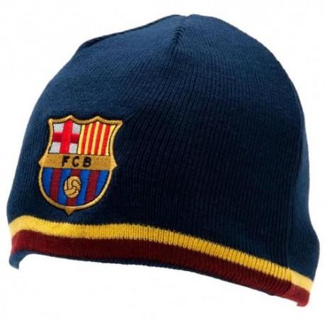 Zimní čepice Barcelona FC (typ TP19)