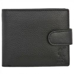Kožená peněženka černá Liverpool FC (typ EX)