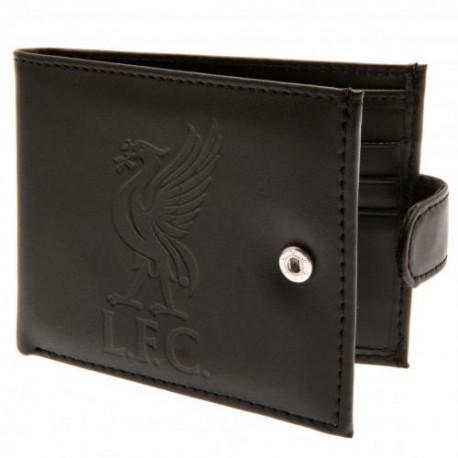 Kožená peněženka Liverpool FC anti-rfid (typ 19)