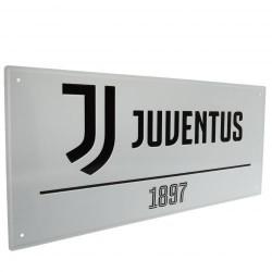 Plechová cedulka Juventus Turín FC (typ WH)