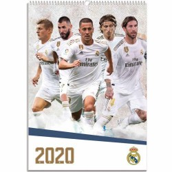 Velký kalendář 2020 Real Madrid FC